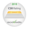 Phytomer – Certification Ecovadis Gold 2018